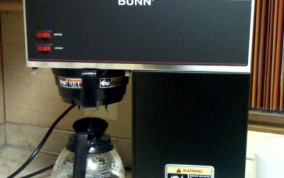 The Return to Office Coffee