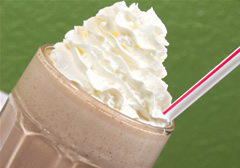It's National Coffee Milkshake Day…