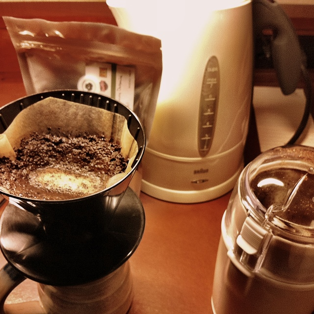 Hotel Coffee: Just Brew It