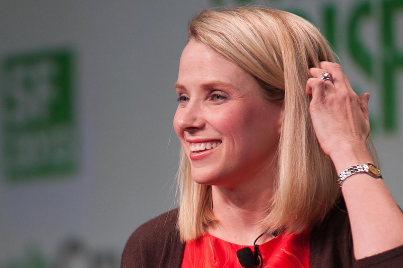 What's That in Your Shopping Cart, Marissa Mayer?