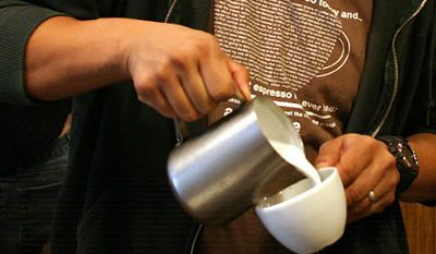 Is Cream a Coffee Pollutant?