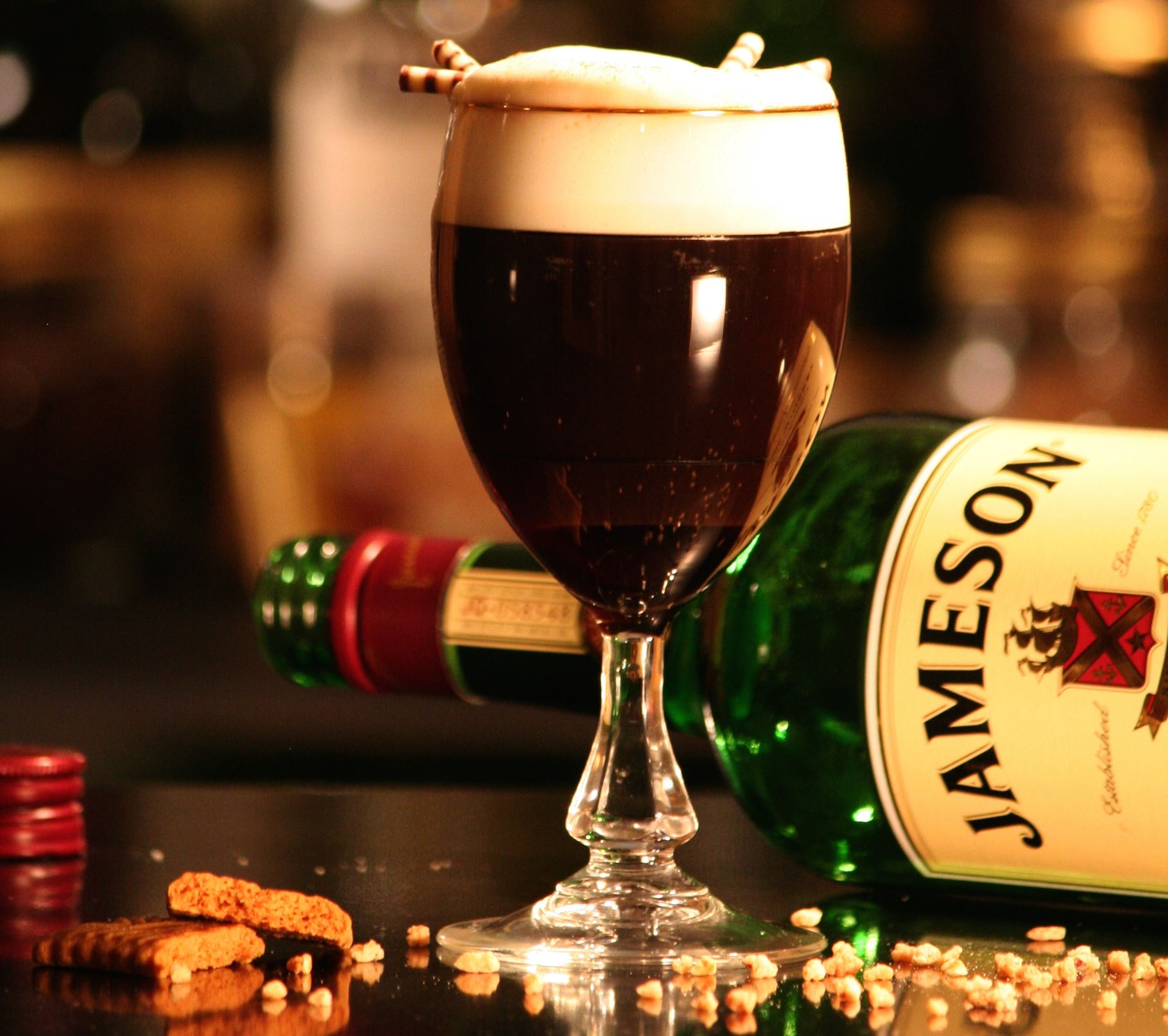 How To Make The Perfect Irish Coffee Bloggle
