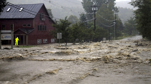 After the Storm: Vermont in Irene's Wake
