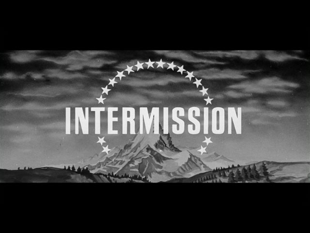 Our Intermission is Over