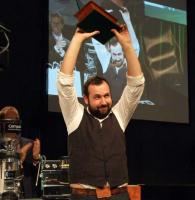 Congrats to the World Barista Champion!